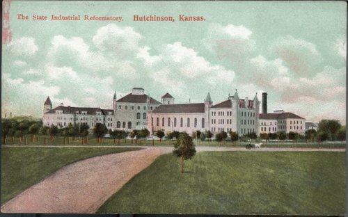 State Industrial Reformatory, Hutchinson, Kansas - Page