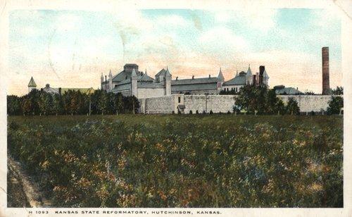 Kansas State Reformatory, Hutchinson, Kansas - Page
