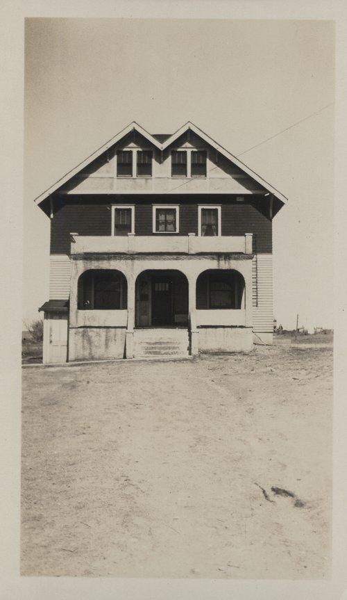 Teachers' dormitory, Cimarron, Kansas - Page