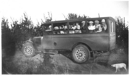 Cimarron Consolidated School, Cimarron, Kansas - Page