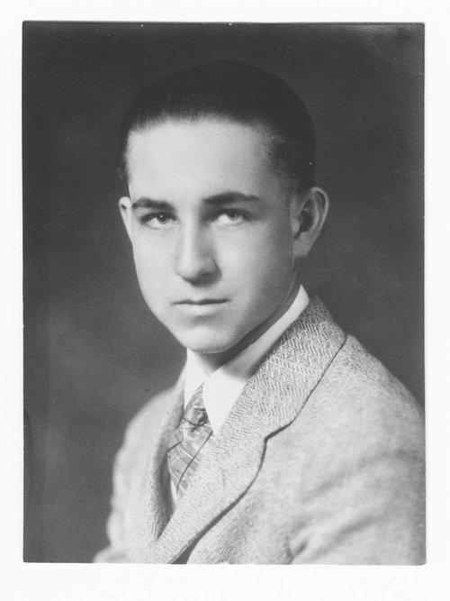 Louis Robinson, Cimarron, Kansas - Page