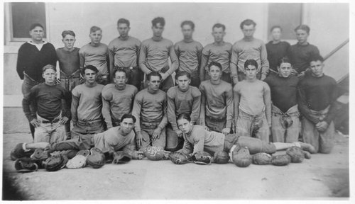 Cimarron High School football team, Cimarron, Kansas - Page
