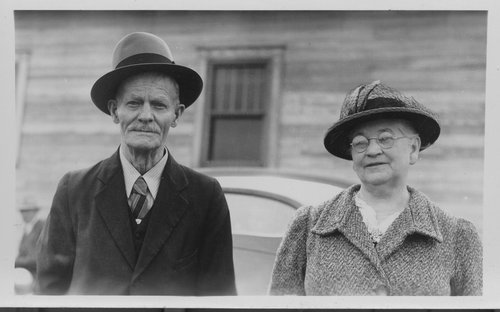 Howard and Mildred Benton, Cimarron, Kansas - Page