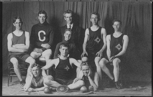 Cimarron High School track and field team, Cimarron, Kansas - Page