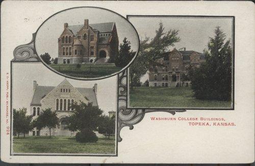 Washburn campus, Topeka, Kansas - Page