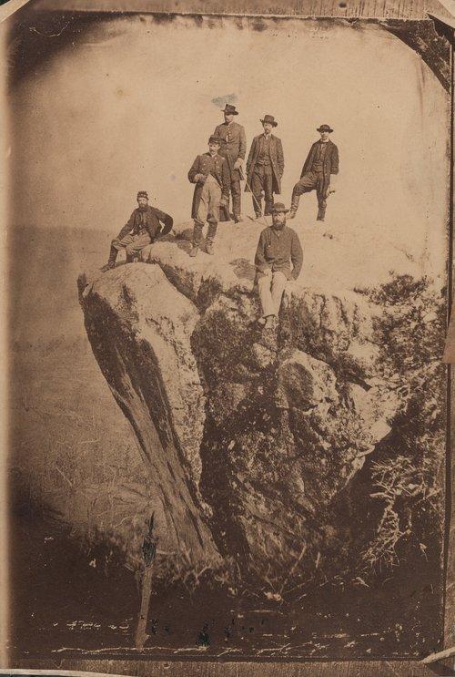 Members of the 8th Kansas Volunteer Infantry - Page