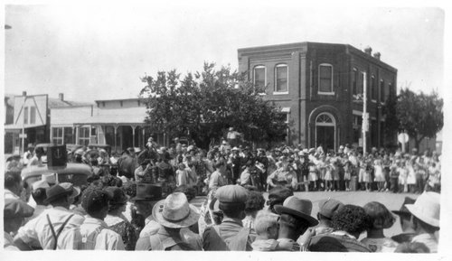 Street pavement dedication, Hoxie, Kansas - Page