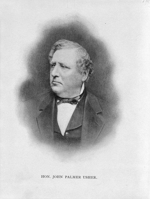 John Palmer Usher - Page