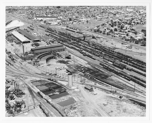 Atchison, Topeka & Santa Fe rail yards, Richmond, California - Page