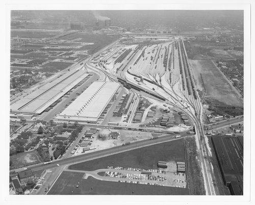 Atchison, Topeka & Santa Fe retarder yard, Corwith, Illinois - Page