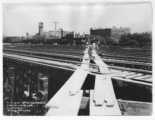 Track elevation, Chicago, Illinois - Page