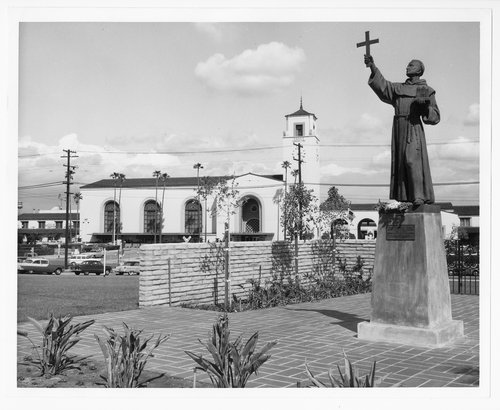 Atchison, Topeka & Santa Fe Railway Company depot, Los Angeles, California - Page