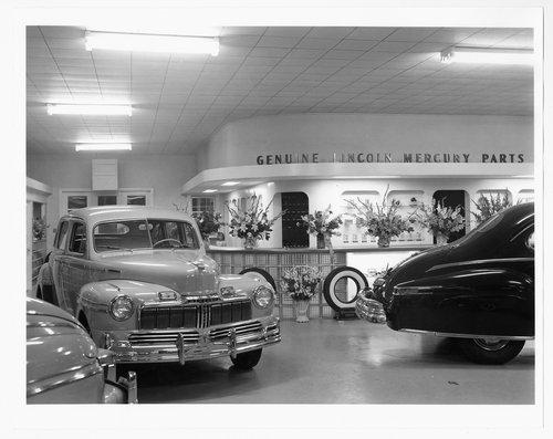 Thompson-Schoonover Motors, Topeka, Kansas - Page
