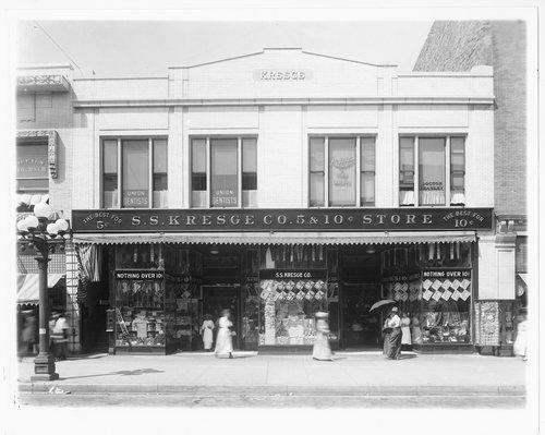 S.S. Kresge Store, Topeka, Kansas - Page