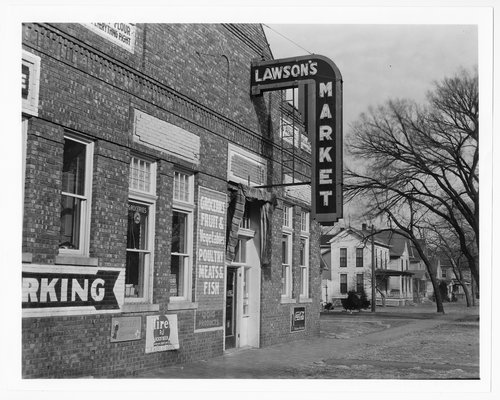 Lawson's Market, Topeka, Kansas - Page