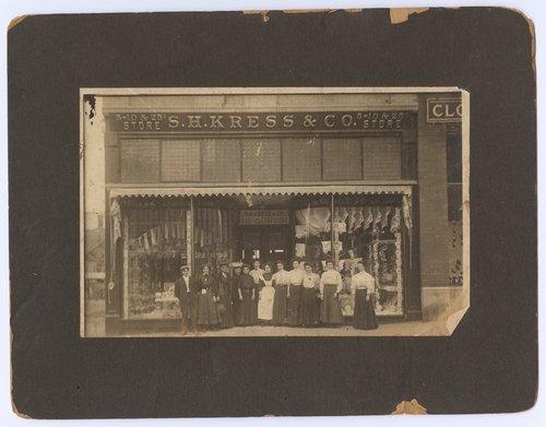 S.H. Kress & Co, Topeka, Kansas - Page