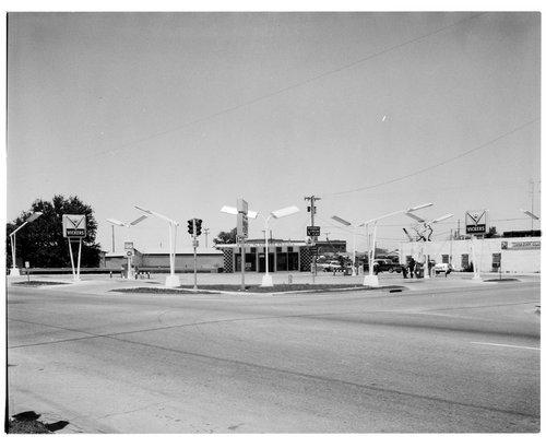 Vickers Service Station, Topeka, Kansas - Page