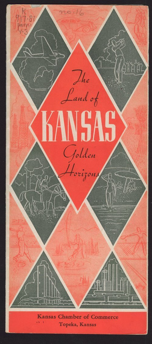 Kansas. The land of golden horizons - Page