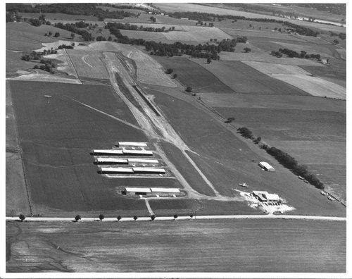 Kansas City Suburban Airport, Johnson County, Kansas - Page