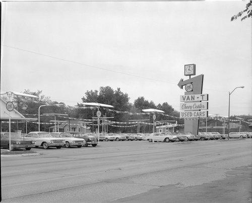 Van-T Chevrolet, Topeka, Kansas - Page