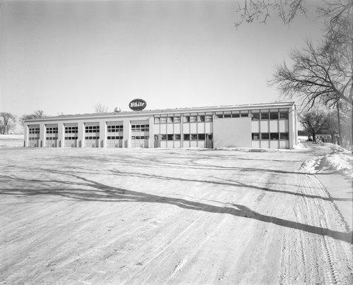 White Trucks, Topeka, Kansas - Page