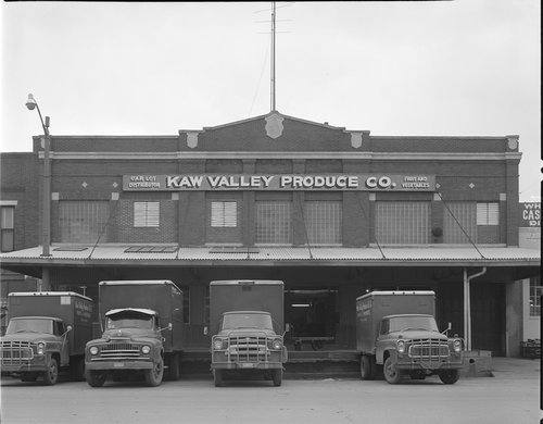 Kaw Valley Produce, Topeka, Kansas - Page