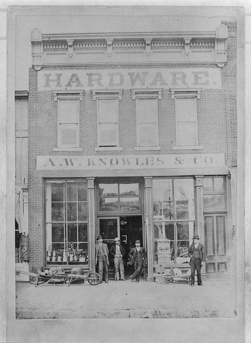 A.W. Knowles & Co. Hardware, Topeka, Kansas - Page