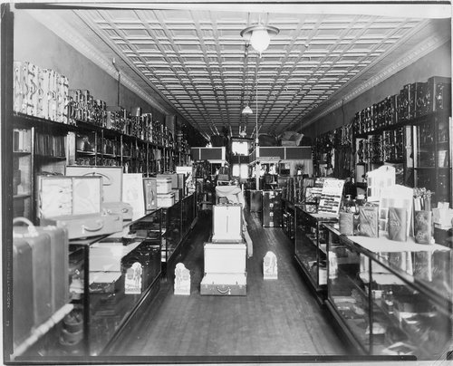 Hillmer Leather Shop, Topeka, Kansas - Page