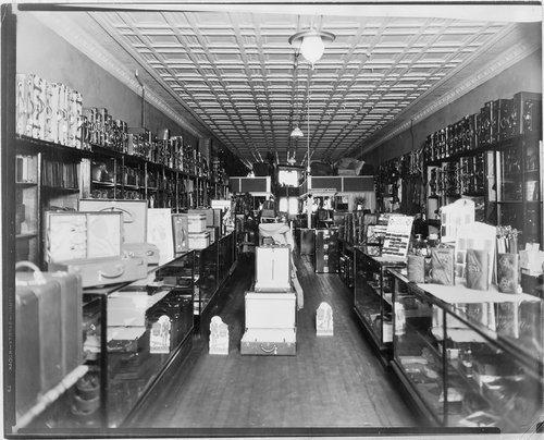 Hillmer Leather Shop, Topeka, Kansas - Page