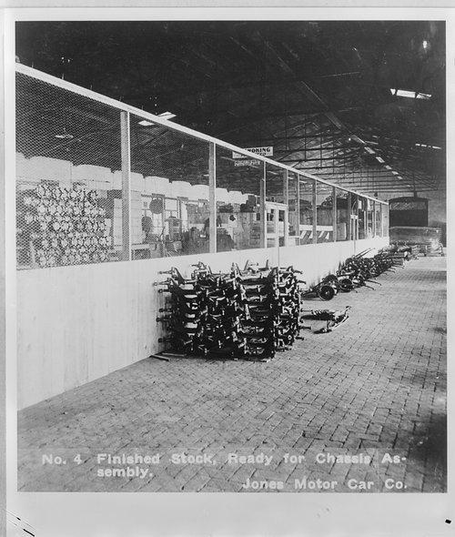 Jones Motor Car Company, Topeka, Kansas - Page