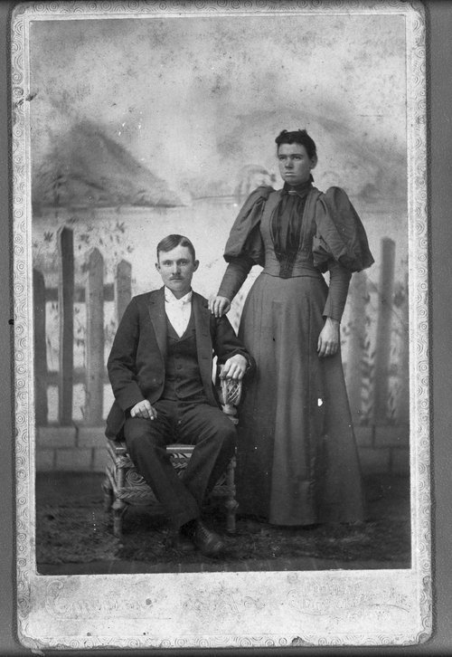 Henry and Ada McColl Thiles - Page
