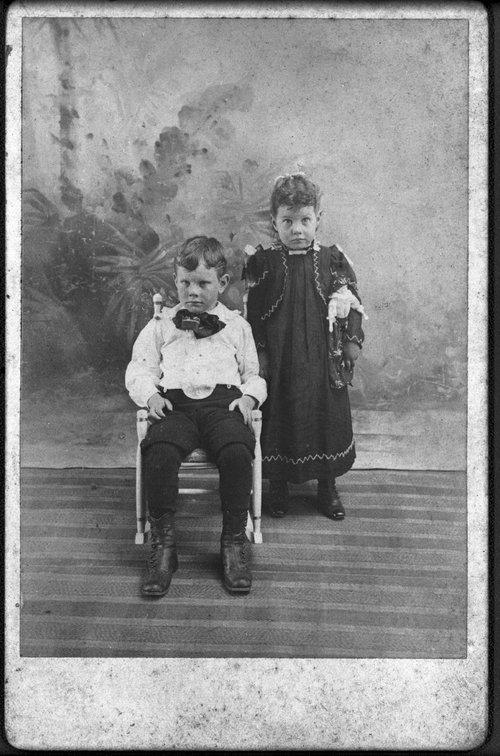 Bert  and Fay McColl - Page