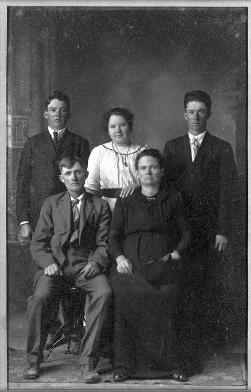 Henry Thiles family - Page