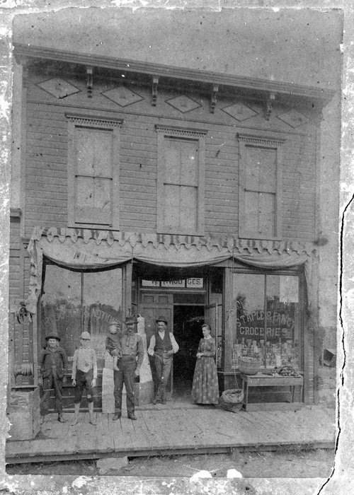 Store of Henry F. Hodges, Holliday, Kansas - Page