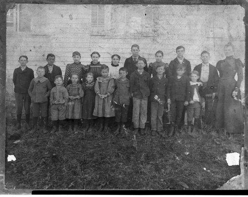 Virginia School, Monticello, Kansas - Page