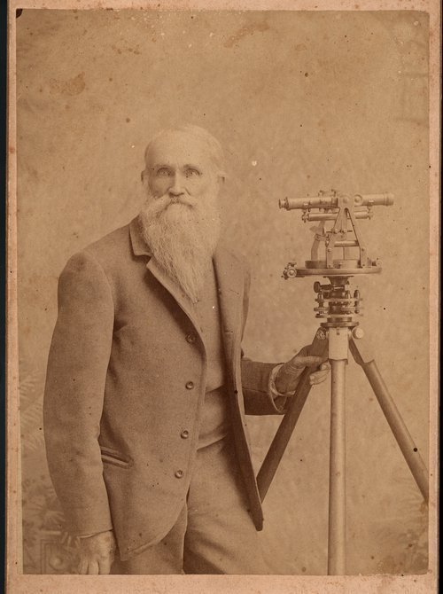 Mr. Vanpelt, Kearny County, Kansas - Page