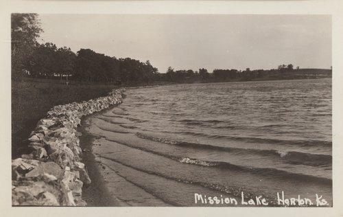 Mission Lake, Horton, Kansas - Page