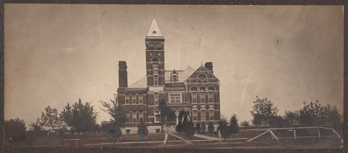Campbell College, Holton, Kansas - Page