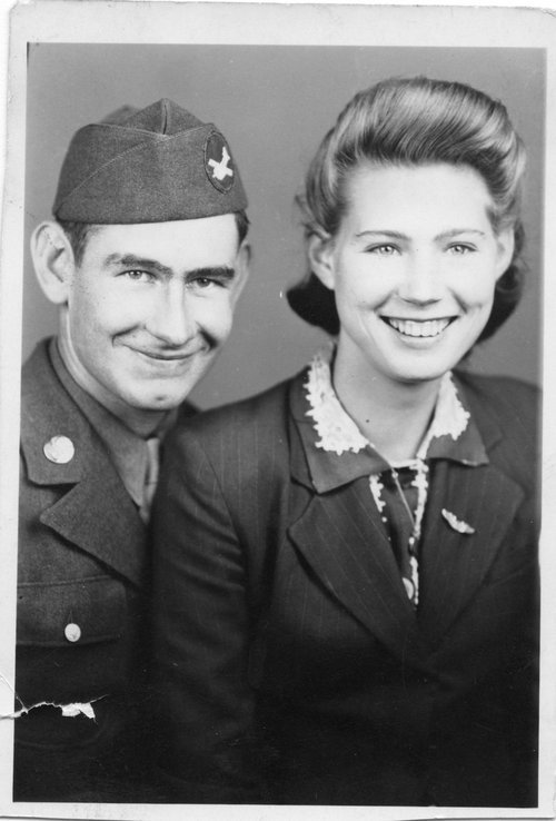 Joseph E. and Iva Mae Leatherman - Page