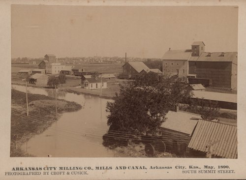Arkansas City Milling Company, Arkansas City, Kansas - Page