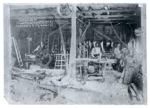 Home Furniture Factory, Arkansas City, Kansas - Page