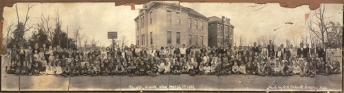 Grade school, Kiowa, Kansas - Page