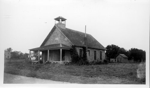 Christian church, Bigelow, Marshall County, Kansas - Page