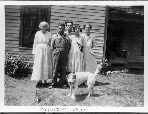Rachel Strange Walls Marshall and family, Marshall County, Kansas - Page