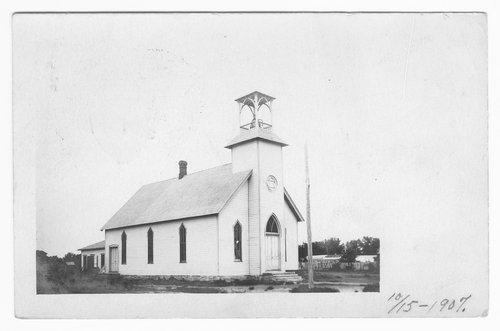 Church, unknown location - Page
