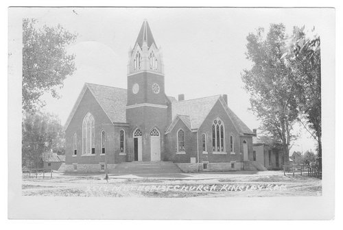 Methodist Church, Kinsley, Edwards County, Kansas - Page