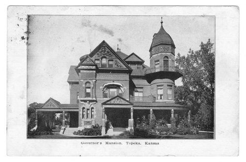 Governor's mansion, Topeka, Shawnee County, Kansas - Page