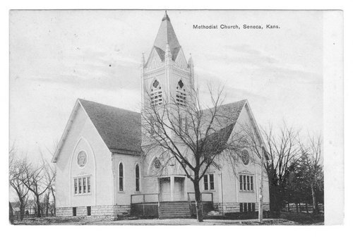 Methodist Church, Seneca, Nemaha County, Kansas - Page