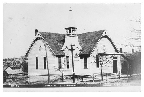 First M.E. Church, Dodge City, Ford County, Kansas - Page