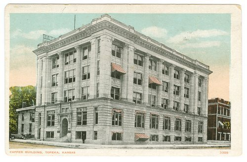 Capper building, Topeka, Kansas - Page